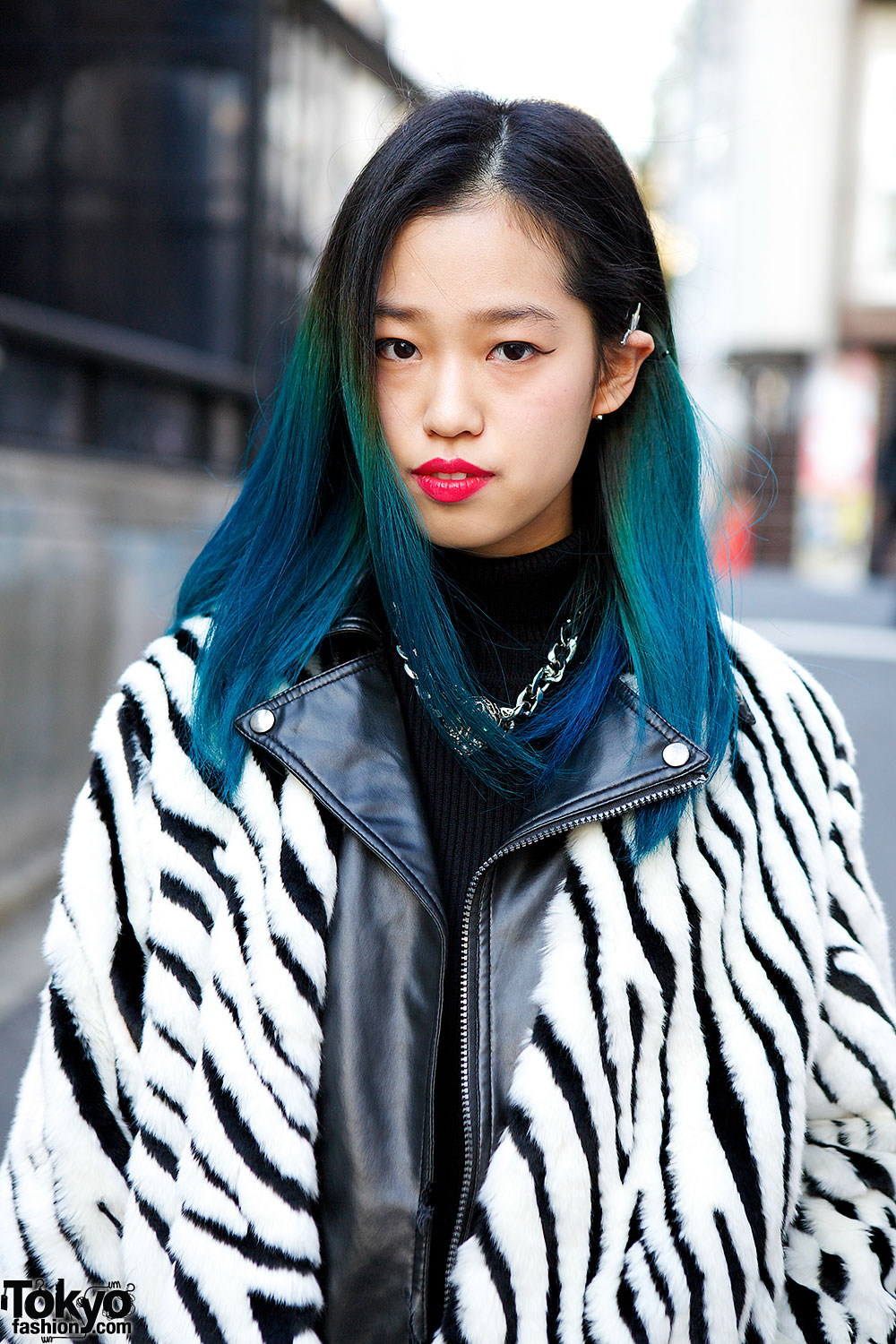 20 Amazing Blue Ombre Hairstyles 2019 Her Style Code