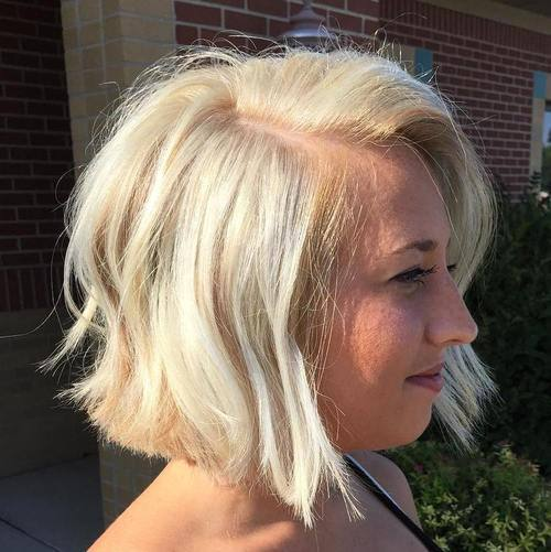 Sensational 30 Amazing Blunt Bob Hairstyles To Rock This Summer Short Short Hairstyles Gunalazisus