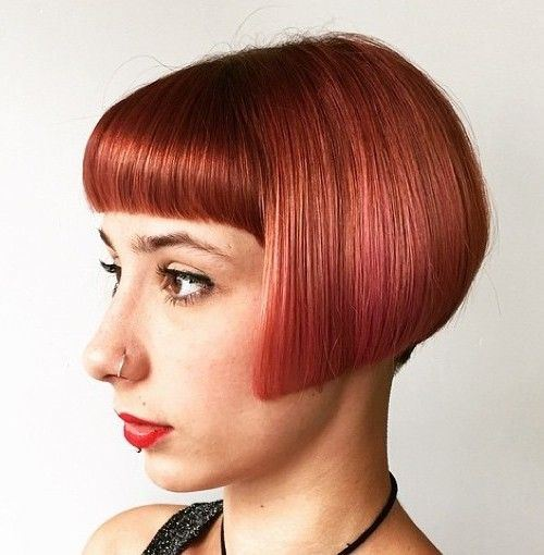 30 Amazing Blunt Bob Hairstyles to Rock this Summer (Short ...