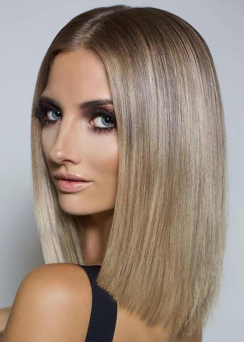 Tremendous 30 Amazing Blunt Bob Hairstyles To Rock This Summer Short Hairstyles For Women Draintrainus
