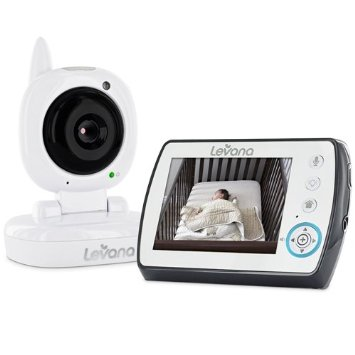 41yquWe8WqL. SY355 10 Best Baby Monitors 2021 - Baby Monitors Every Parent Needs
