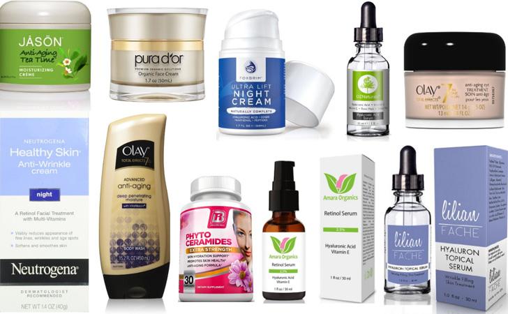 Best Anti Aging Products 10 Best Anti-Aging Products in 2021 - Anti-Aging Product Reviews