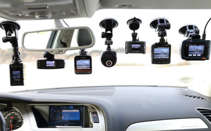 top 10 best car dash cams 2018 car dashboard video cameras reviews. Black Bedroom Furniture Sets. Home Design Ideas