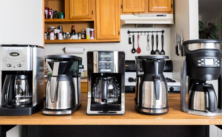 Top 10 Best Coffee Makers Of 2019 Top Rated Coffee Maker Reviews