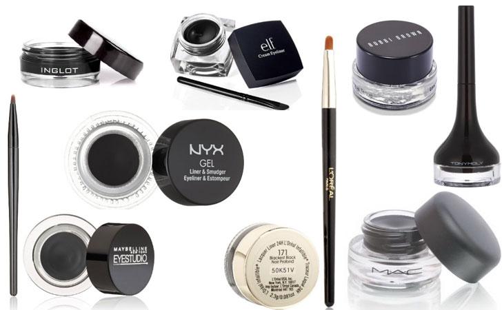 Best Gel Eyeliners 10 Best Gel Eyeliners - Top Quality Long Lasting Gel Eyeliners You Can Buy