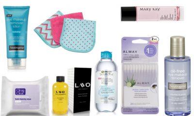 Best Makeup Removers Makeup Remover Wipes 10 Best Makeup Removers & Wipes 2021 - Makeup Remover Reviews