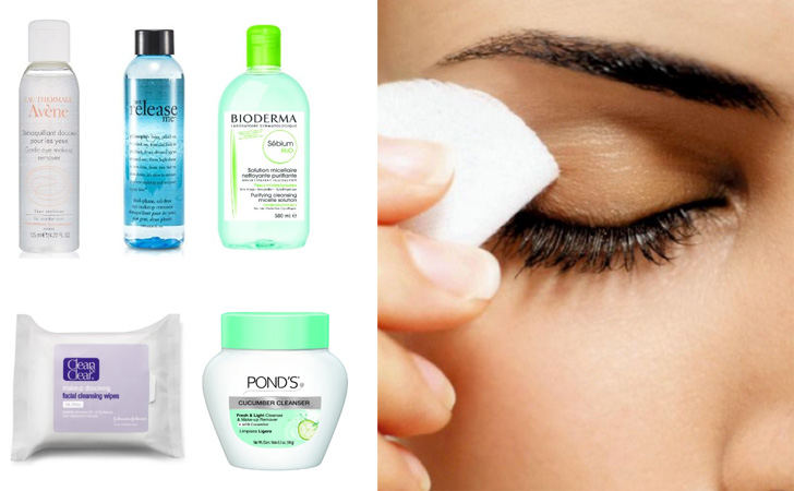 Best natural eye makeup remover