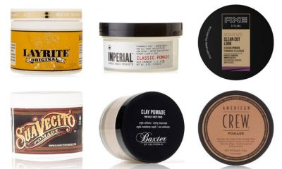 Best Pomades For Thick Hair 10 Best Pomades For Thick Hair in 2021