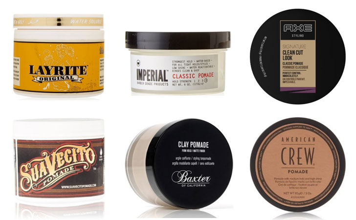 Top 10 Best Pomades For Thick Hair 2018 Pomades Reviews