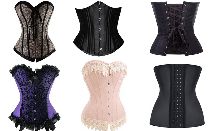 aec039001d Top Rated 10 Best Corsets for Women – Comfortable Sexy Corsets