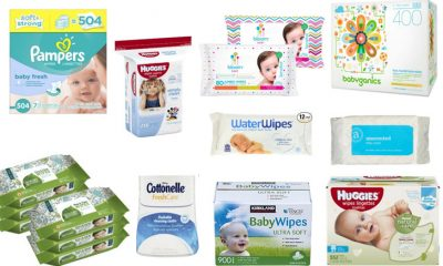 Top Rated Best Baby Wipes Disposable Wet Wipes For Babies Top Rated 10 Best Baby Wipes 2021 - Best Baby Wet Wipe Reviews