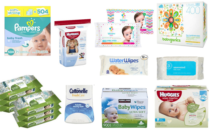 Top Rated Best Baby Wipes Disposable Wet Wipes For Babies Top Rated 10 Best Baby Wipes 2022 - Best Baby Wet Wipe Reviews
