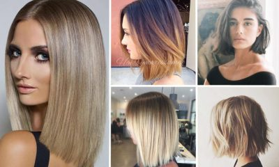 best blunt bob hairstyles haircuts for women 1 30 Amazing Blunt Bob Hairstyles to Rock this Summer (Short & Medium Hair)