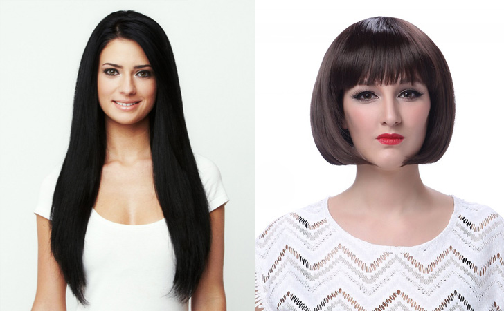 best short straight wigs and long straight wigs Top 10 Best Straight Wigs for Women - Straight Wigs for Long & Short Hair
