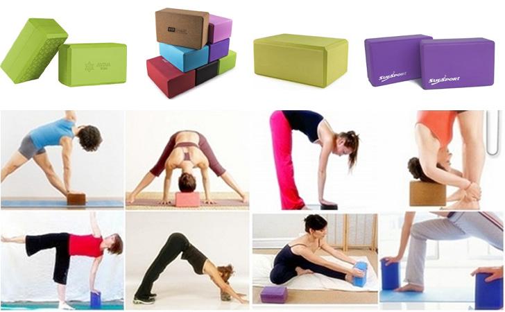 Top 10 Best Yoga Blocks/Bricks 2018