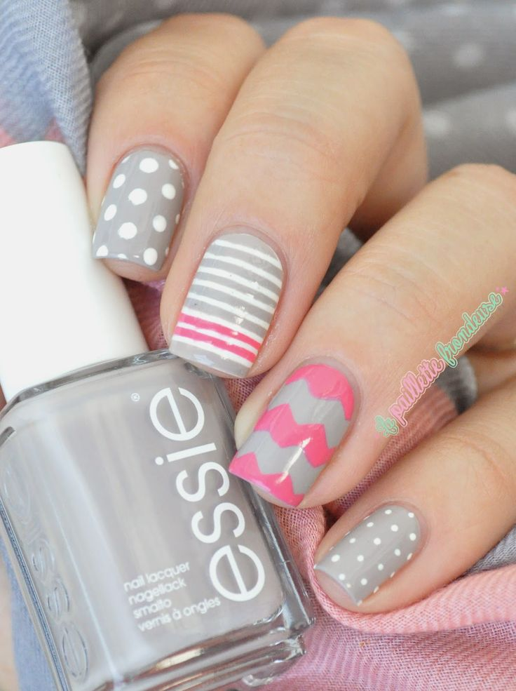 cute nail designs - Simple Nail Design Ideas