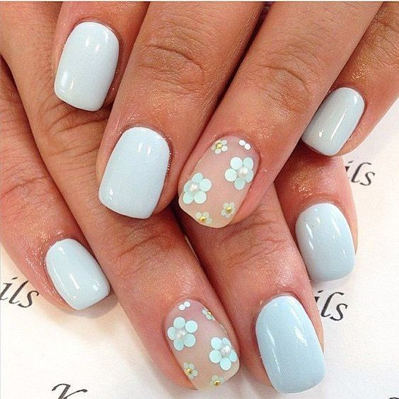 Pretty Nail Art Designs: 30 Really Cute Nail Designs You Will Love