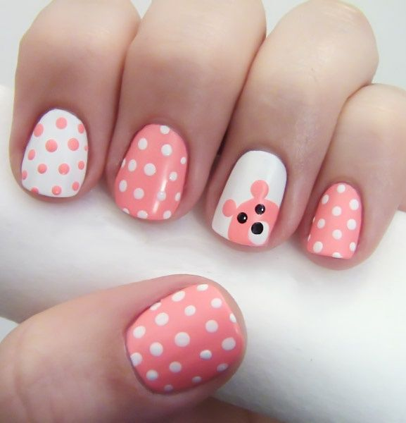28 Really Cute Nail Designs You Will Love - Nail Art Ideas - Her ...
