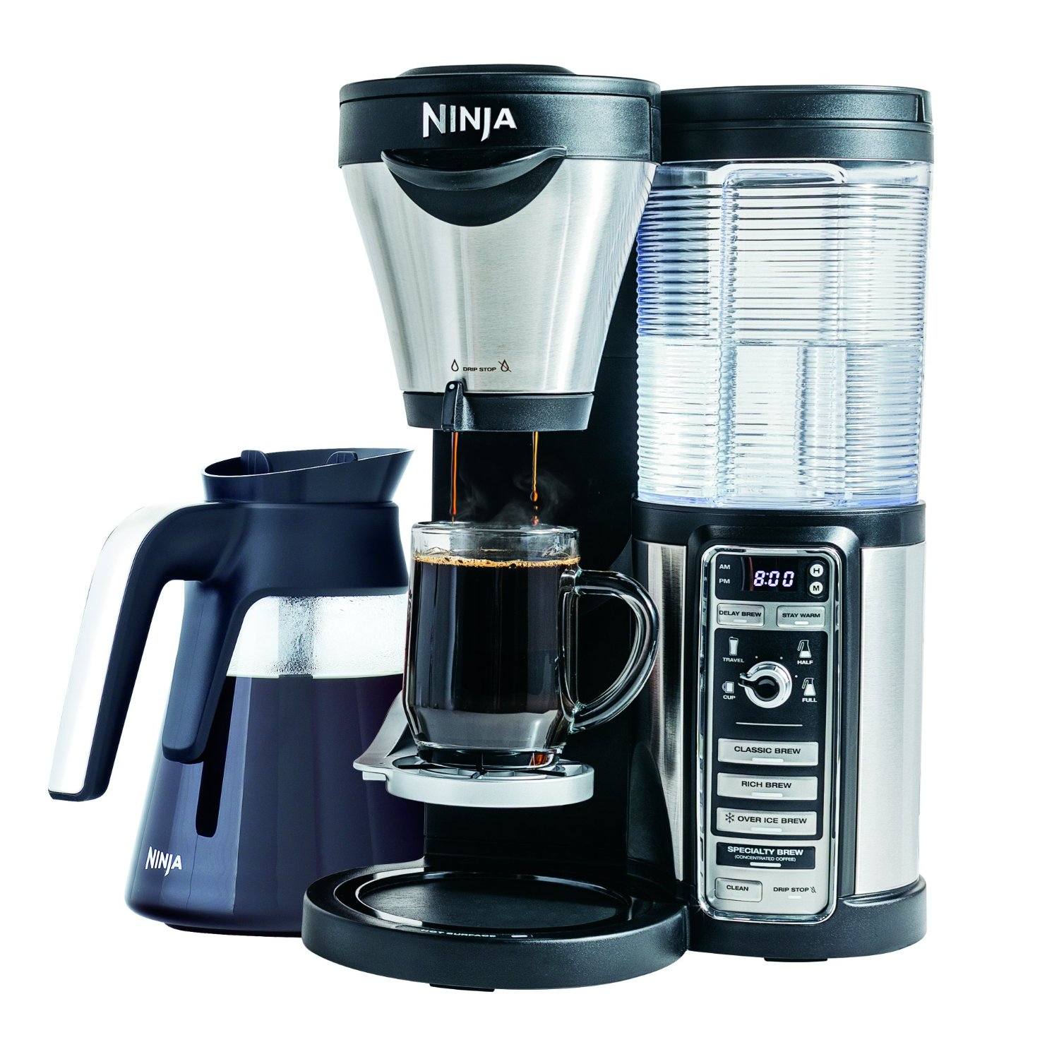Coffee maker with grinder and thermal carafe - Top 10 Best Coffee Makers