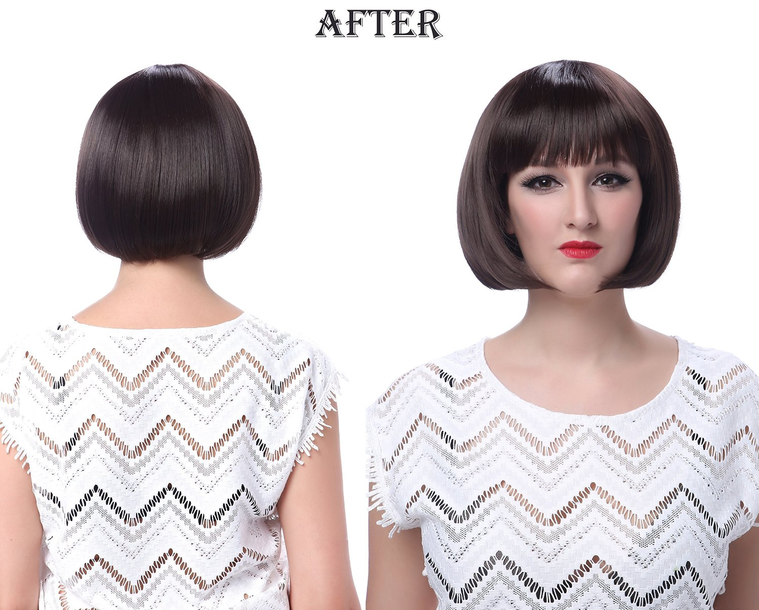 Top 10 Best Straight Wigs for Women - Straight Wigs for Long & Short Hair