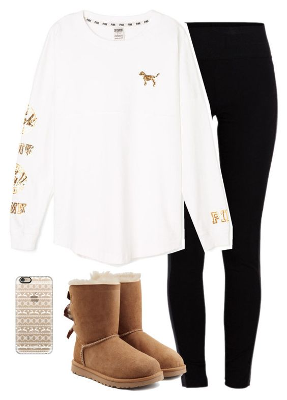 Casual Christmas Outfit - 12 Best Classic Polyvore Outfits For Winter 2019 - Warm Winter