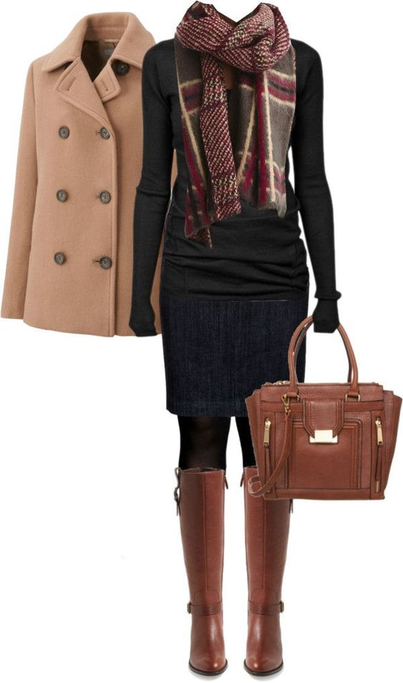 12 Best Classic Polyvore Outfits For Winter 2018 Warm