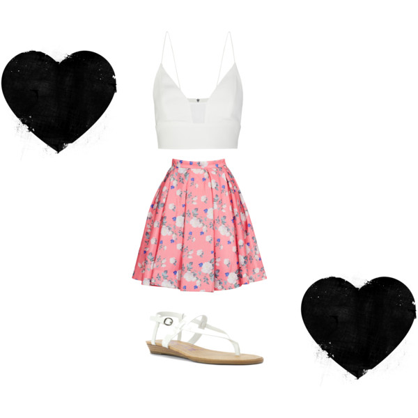 Super Cute Polyvore Outfit Ideas