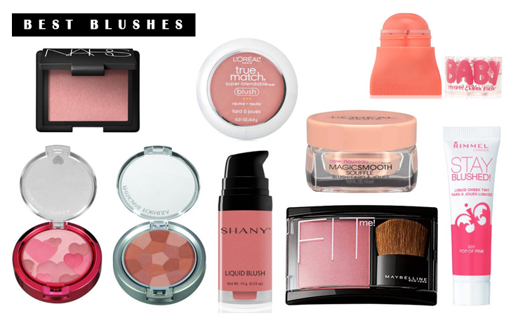 Best Blushes 10 Best Blushers to Have in Your Makeup Bag in 2021