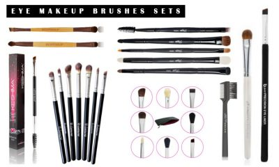 Best Eye Brushes Sets - Professional Brushes Sets & Kits