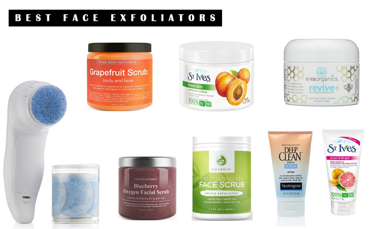 Best Face Exfoliators That Really Work