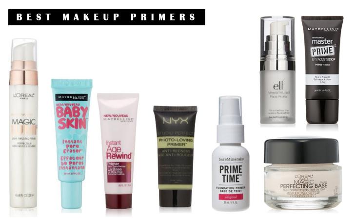 Best Rated Makeup Primer For Skin