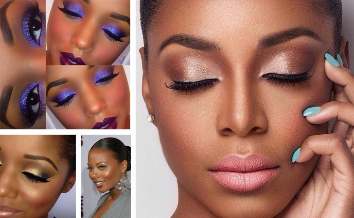 5 African American Bridal Makeup Tips - The Knot