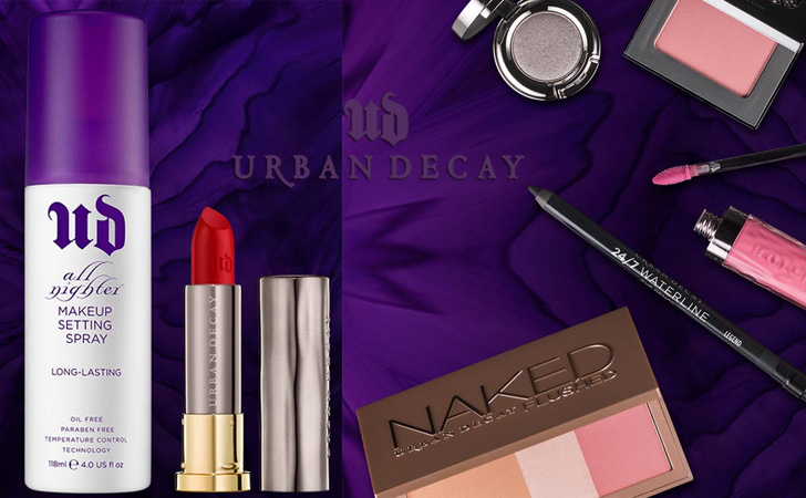 Urban Decay Top 10 Best Urban Decay Products 2021 - Urban Decay Beauty Reviews