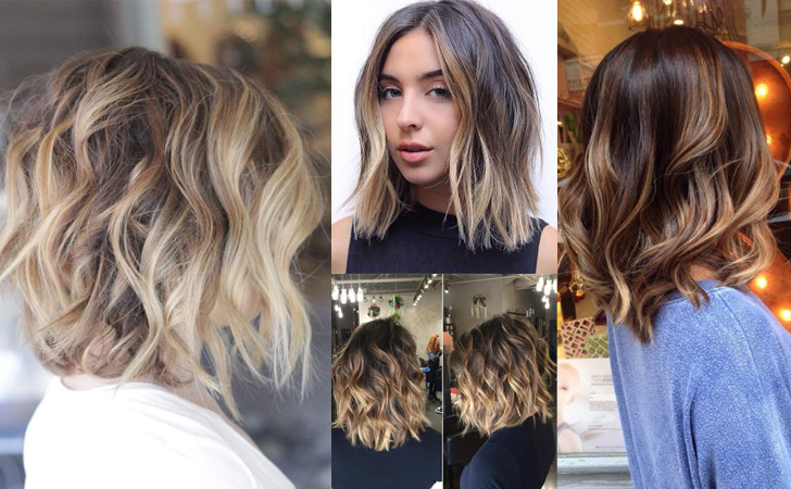 25 Amazing Balayage Hairstyles 2017 - Balayage Color Ideas for ...