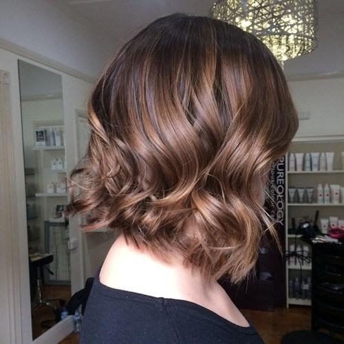 Balayage Hairstyles 2017