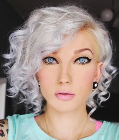 Medium Hair Ideas