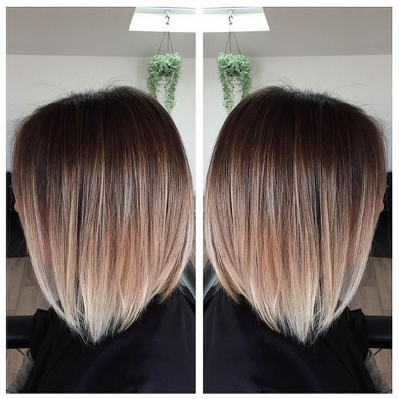 short,ombre,and,balayage,hairstyle,2017,balayage,hair,