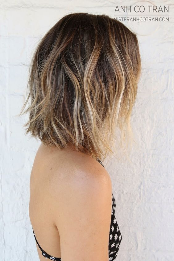 short-ombre-hair-color-ideas