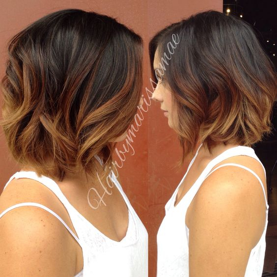 short-ombre-hairstyles