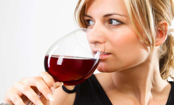 wine for anti aging 7 Amazing Red Wine Benefits For Anti Aging You Don't Know!