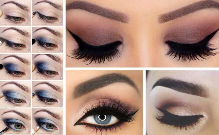 Tips on How to Apply Ombré Eyeshadow Perfectly & Ombre Eyeshadow Ideas