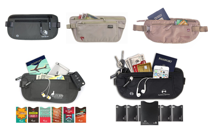 best-travel-money-belt-for-women-and-men