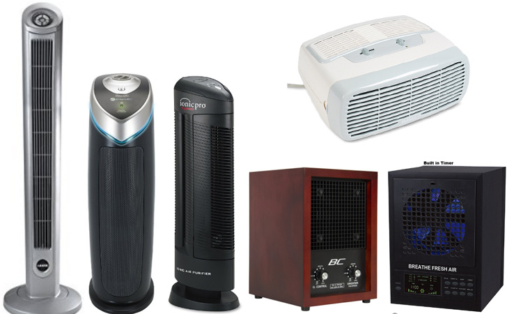 Home Air Ionizers