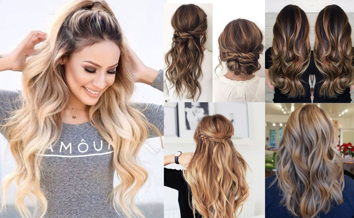 50 Amazing Long Hairstyles Cuts 2019 Easy Layered Long Hairstyles