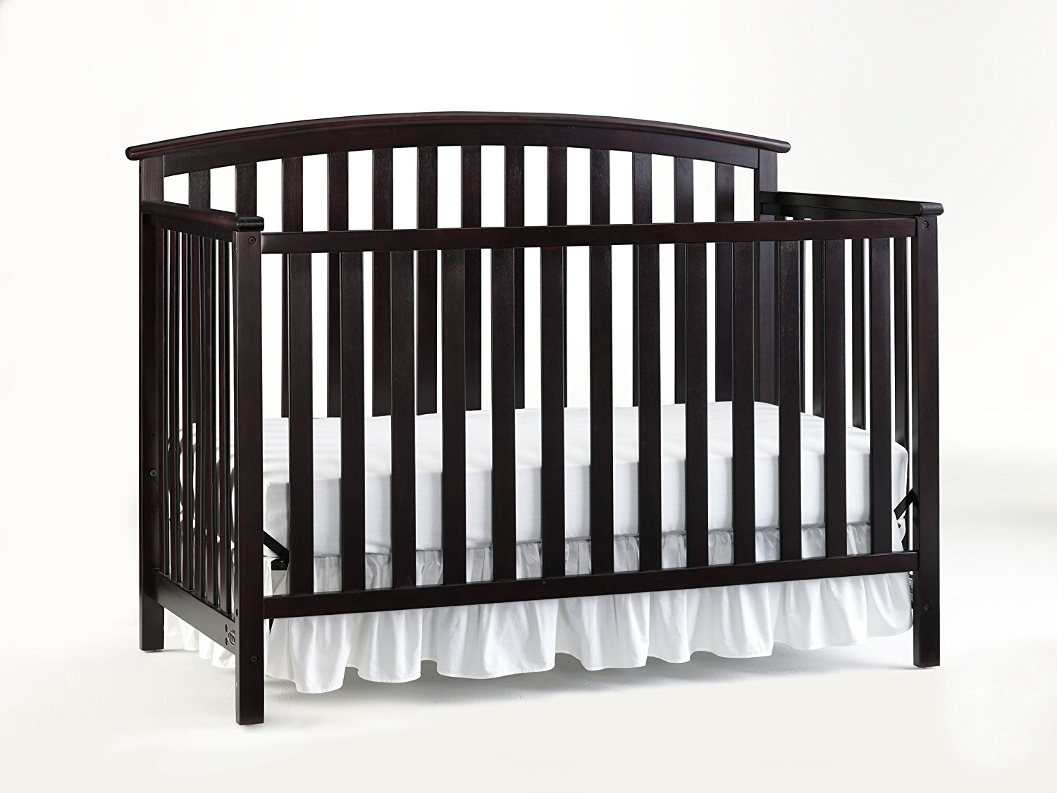 Best way for baby to sleep in crib - Stylish And Elegant Is The Best Possible Way To Describe This Crib It Is A Very Stylish Crib That Can Be Converted 4 Different Ways Into A Crib