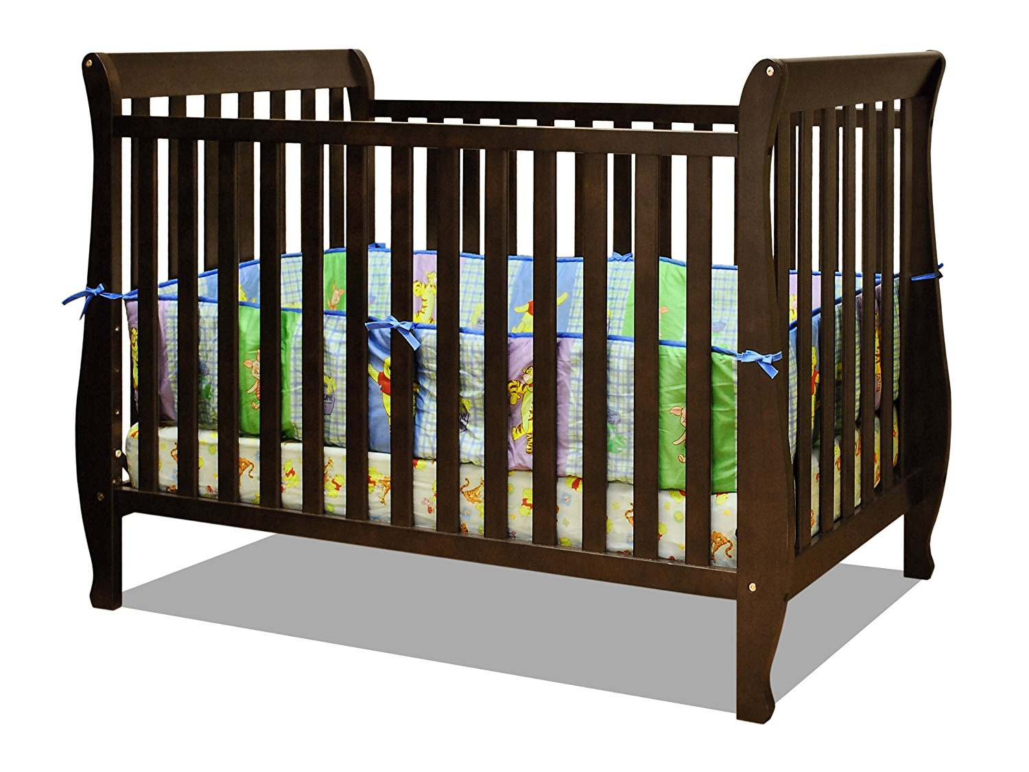 children angled delta view grey milo s products crib cribs in