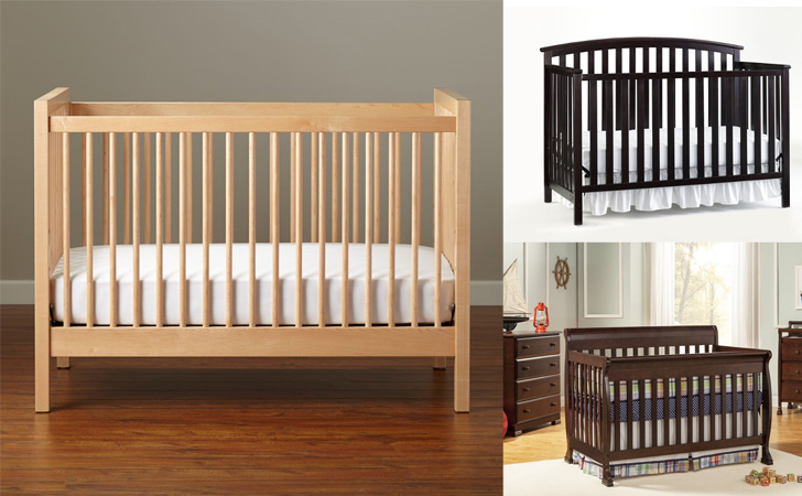 Baby Nurseries 2019 Top 10 Best Baby Cribs 2019 u2013 Rocking, Swinging, Nursery Cribs Reviews