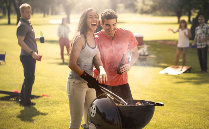 Best Charcoal Grills 10 Best Charcoal Grills 2021 - Home & Outdoor Charcoal Grill Reviews