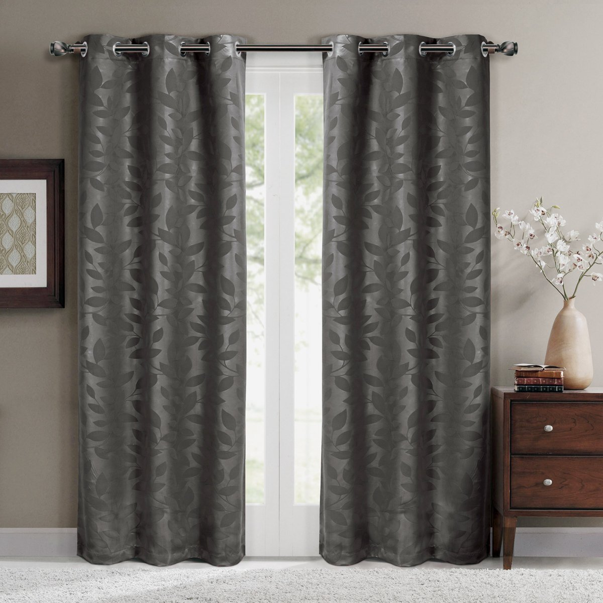 Sound Blocking Curtains Sound Shield Curtains Noise Blocking Thermal Insulated Blackout