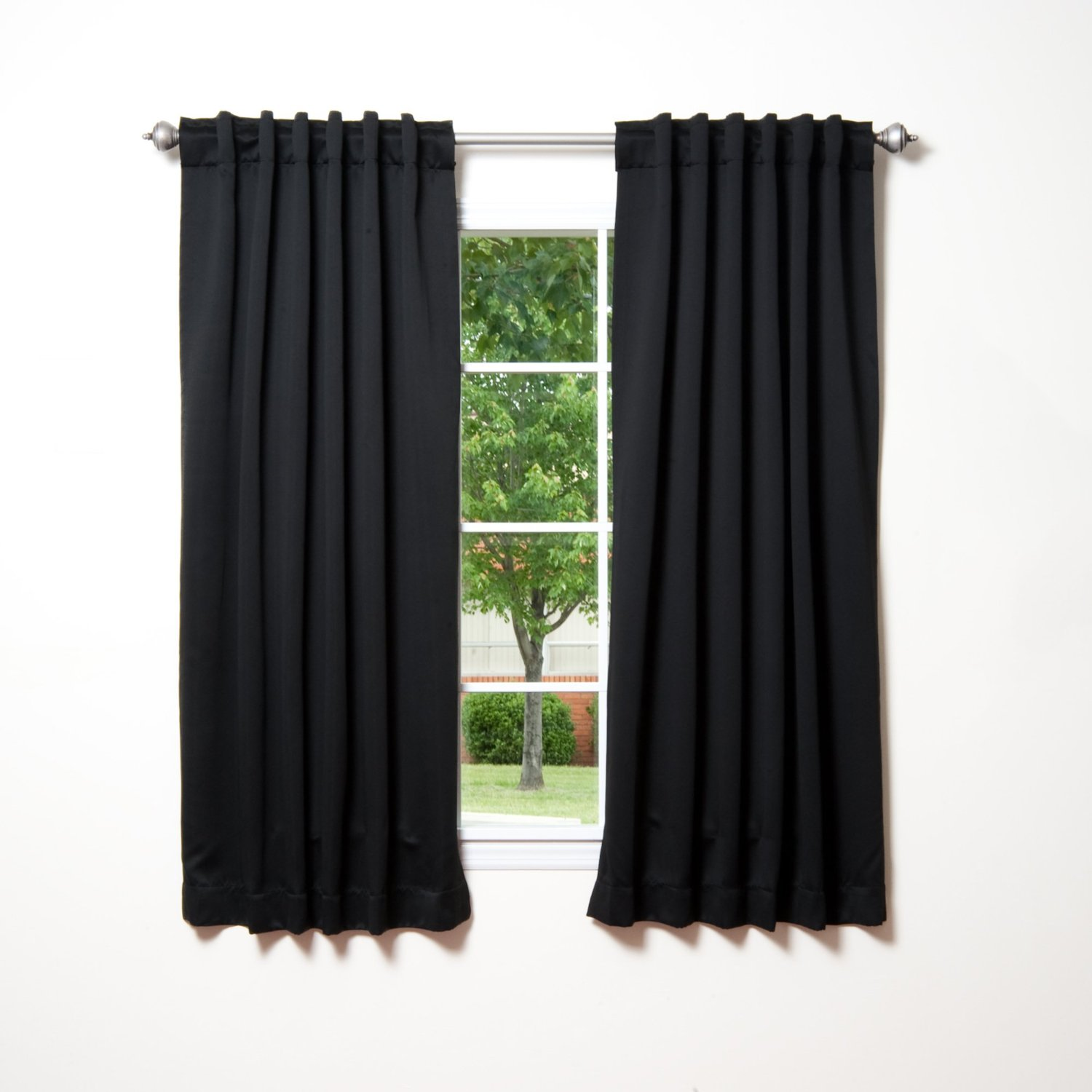 Blackout curtains for bedroom - Best Home Fashion Insulated Blackout Curtains For Day Sleepers